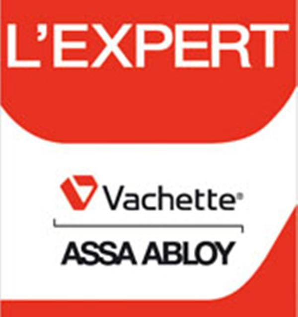 logo l'expert - clefstyle